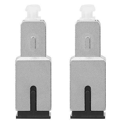 Adaptador atenuador de fibra monomodo SC/UPC-5DB 2 uds atenuador macho hembra para...