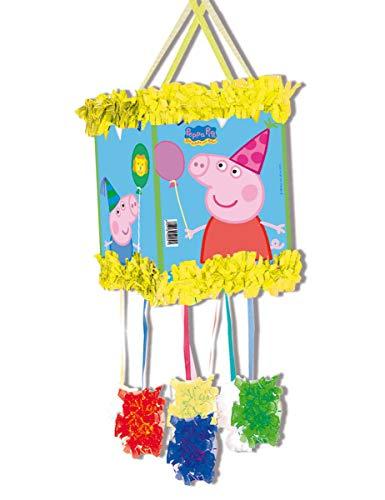Peppa Pig - Piñata viñeta, 20x30 cm (Verbetena 016000731)
