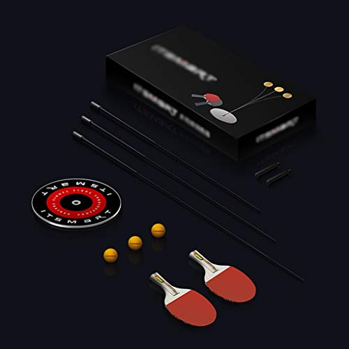 Best Prices! YONGMEI Table Tennis Practice Ball Professional Toy Soldiers Ball Automatic Stretch Tra...