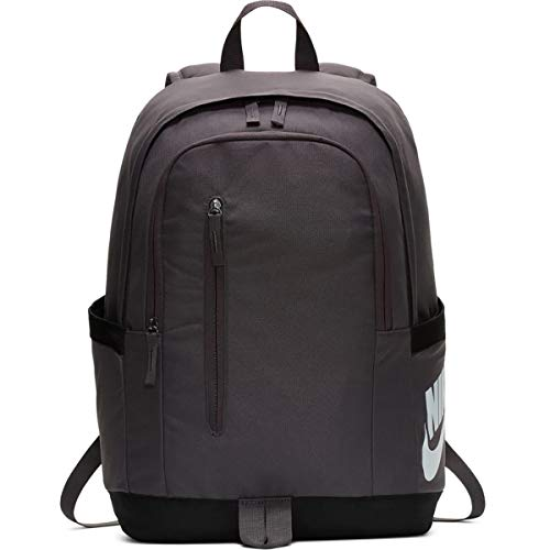 NIKE All Access Soleday Backpack Ba6103-082, Mochila. Unisex Adulto, Gris (Grey), 15x30x43 Centimeters (B x H x T)