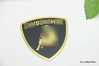 D112 2 pcs. car Sticker Mobil 3D Emblem Badge Badge Badge car Sticker