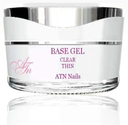 Gel UV para uñas de ATNails, base UV para uñas, tamaño: 5 ml