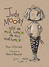 BY McDonald, Megan ( Author ) [{ Judy Moody Was in a Mood, Not a Good Mood, a Bad Mood (Judy Moody (Quality)) (Spanish) By...