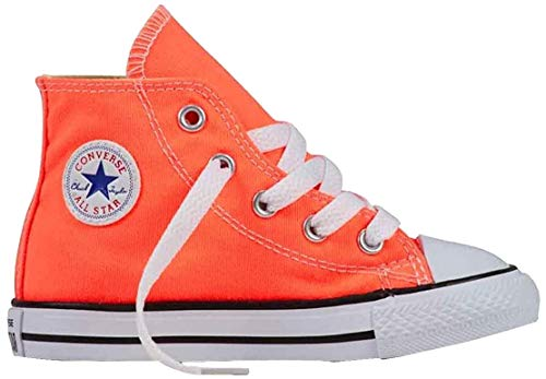 Converse Chuck Taylor All Star Fresh Colors High Sneaker Kleinkinder 3 US - 19 EU