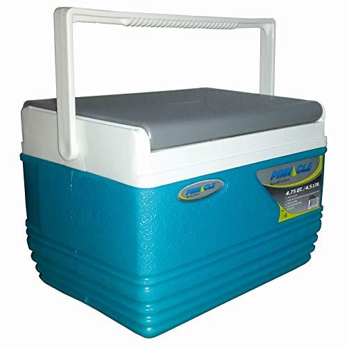 Pinnacle Kühltasche 4,5 Liter Mini Camping Sport Blau 21 x 20 x 16 cm