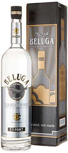 Beluga Noble Russian EXPORT Wodka (1 x 3 l)