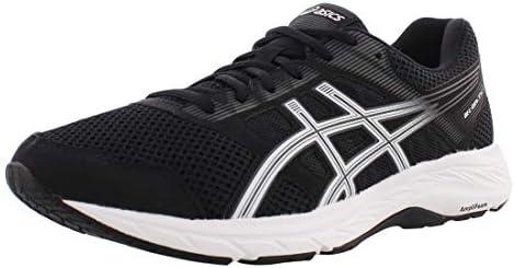 ASICS Men s Gel Contend 5 Running Shoes 10 5M Black White product image