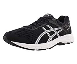 cheap ASICS Gel-Contend 5 Men's Shoes 12m Black / White
