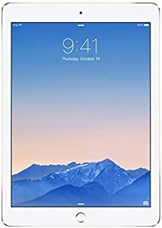 Apple iPad Air 2 64GB 4G - Oro - Desbloqueado (Reacondicionado)