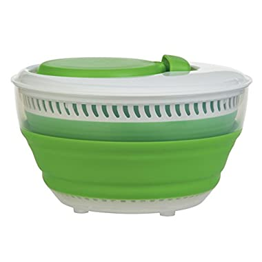 Prepworks by Progressive Collapsible Salad Spinner - 3 Quart