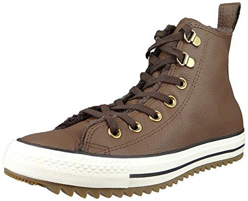 Converse Unisex-Erwachsene CTAS Hiker Boot Fitnessschuhe, Mehrfarbig (Chocolate/Egret/Gum 200), 39 EU