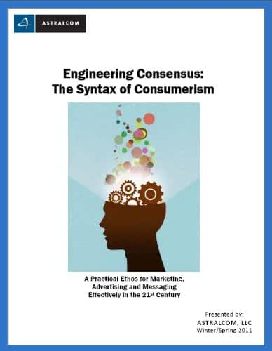 Engineering Consensus: The Syntax of Consumerism (English Edition)