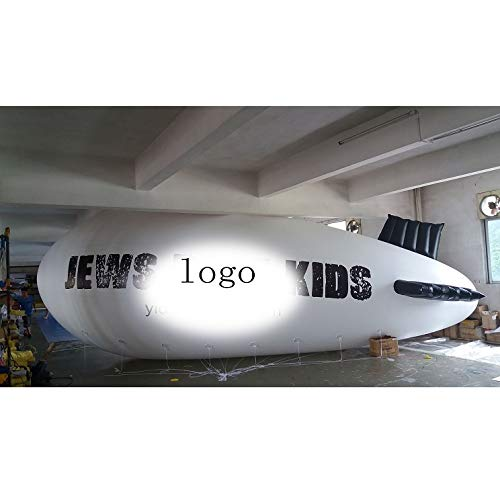 Buy 10m long Advertising Inflatble Blimp Helium Balloon with Brand Promotion