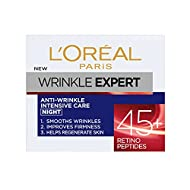 An anti-wrinkle night cream Smooths wrinkles Improves firmness Helps regenerate skin L'Oréal are removing the cellophane wrapper from the packaging of all L'Oréal Paris skincare products as part of efforts to reduce the use of plastic without comprom...