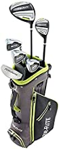 Top Flite Junior Boys Complete Golf Club Set Ages 9-12 or 53