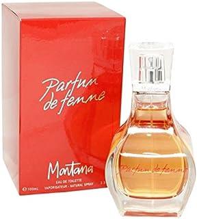 Montana Parfum de Femme for Women (100 ml, Eau de Toilette)