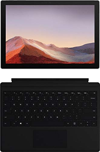 Microsoft Surface Pro 7: 10th Gen i3-1005G1, 4GB RAM, 128GB SSD, 12.3