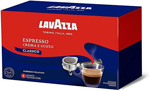 Lavazza Espresso Crema E Gusto Box 50 Kaffeepads Kaffee Coffee ese Kaffee Pads