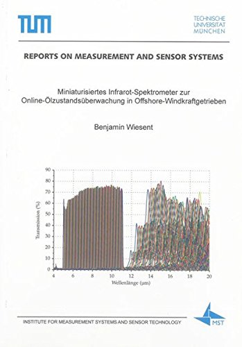 Miniaturisiertes Infrarot-Spektrometer zur Online-Ölzustandsüberwachung in Offshore-Windkraftgetrieben (Reports on Measurement and Sensor Systems)