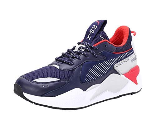 PUMA Herren Sneakers RS-X Core blau 42