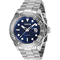 Invicta Pro Diver Automatic Blue Dial Stainless Steel Men's Watch