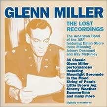 GLENN MILLER THE LOST RECORDINGS