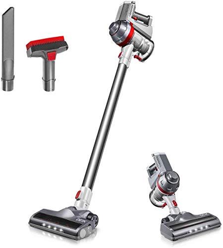 Cordless Vacuum, Deik Stick Vacuum Cleaner, 11 Kpa...