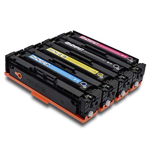 Toner Cartridge, voor HP CF410A Toner Cartridge M452nw HP452dn M477fdw 477FN M452DW Color Toner Cartridge Grote capaciteit 23.000 pagina's