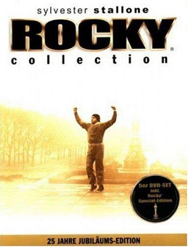 Rocky Collection (25 Jahre Jubiläums-Edition) [5 DVDs]