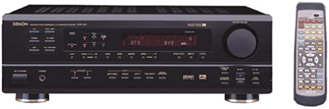 Denon AVR1601 Dolby Digital Home Theater AV Receiver (Discontinued by Manufacturer)