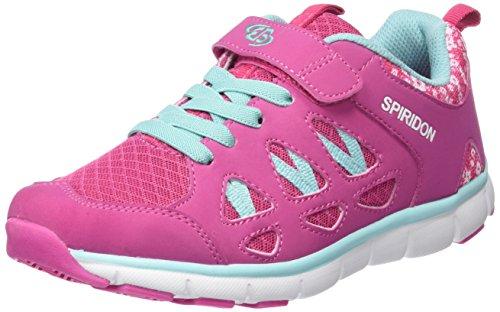 Brütting Damen Spiridon Fit VS Laufschuhe, Pink (pink/Tuerkis), 37 EU