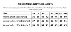 Ro Rox Men's Tailored Gothic Steampunk Brocade Waistcoat - Brown (X-Large) #3
