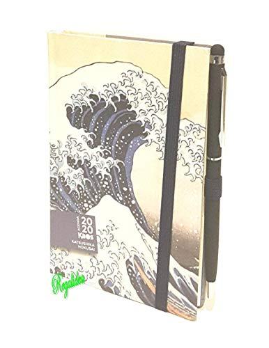 Agenda Kaos Katsushica Hokusai