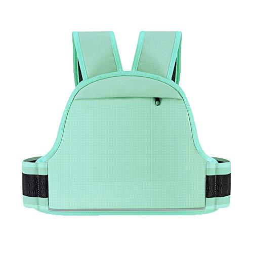 Mauel Einstellbare Motorrad-Fahrrad-Sicherheits-Faltbarer Bügel Sitze Gurt Elektro-Fahrzeug-Sicherheitsgurt für Kind-Kind-Kinder,Gelb