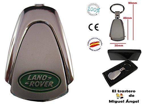 ETMA Llavero de Coche Compatible con Land Rover lla013-34