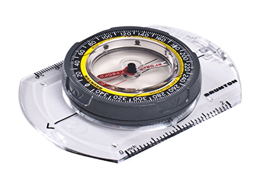 Brunton TruArc 3 Base Plate Compass