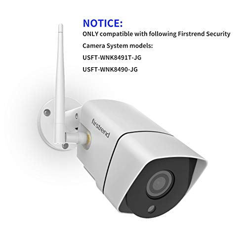Firstrend 960P Security Camera Designed ONLY for Model: FTUS-W8490-JG, USFT-WNK8491T-JG
