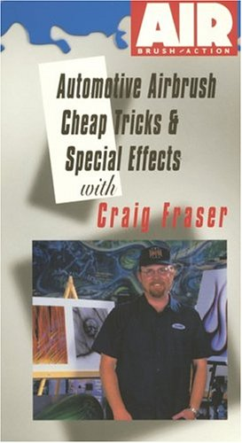 Automotive Airbrush Cheap Tricks and Special Effects [VHS]