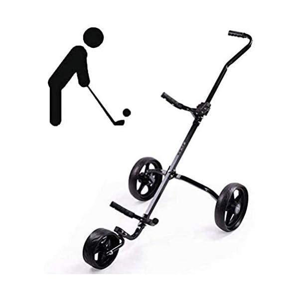 BTTHWR-Chariot-De-Golf-3-Roues-Chariot-De-Fer-Style-Pliable-Manuel-Chariot-De-Golf-Golf-Tri-Cart
