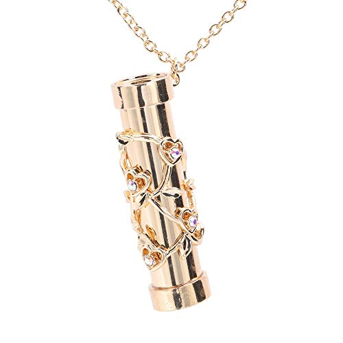 TJC Kaleidoscope Necklace for Women Size 32 Inches Multicoloured Crystal Gift for Wife/Girlfriend/Friend