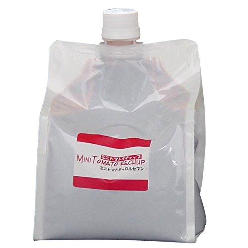 生食用キャロル7(セブン)使用。 業務用ミニトマトケチャップ(ハード)1kg×12袋