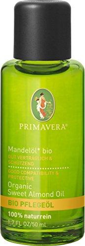PRIMAVERA Mandelöl* bio 3-er PACK 3x50ml