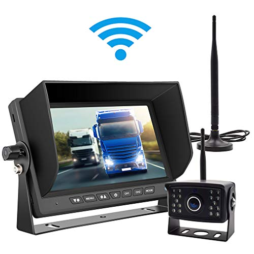 80% off Wireless Backup Camera Kit Clip the Extra 35% off Coupon and Use Promo Code: NW89LJGL 2