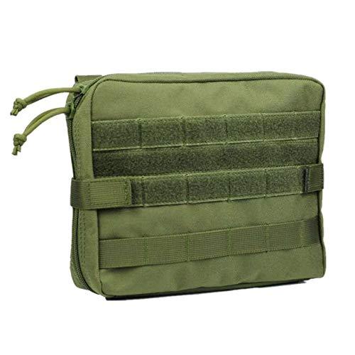 Bolsa de cintura táctica al aire libre multifunción militar bolsa de cintura portátil impermeable camping Survive bolsa kit de herramientas para viajes senderismo escalada