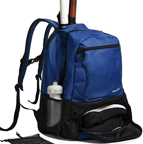 Athletico Premier Tennis Backpack Tennis Bag Holds 2 Rackets in Padded Compartment Separate product image