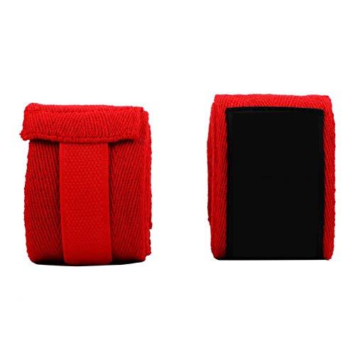 Gedourain 1 Paar Handwickel für Sporttraining für Kinder Kinderspielzeug Geschenk(red)