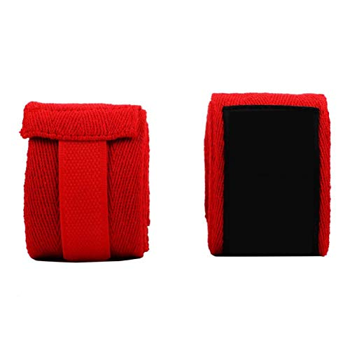 Cotton Wrap Belt For Sports Such As Taekwondo Sanda Fighting And Fighting(red)