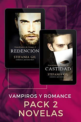 Redención y Castidad (Pack 2 libros): Romance paranormal, vampiros ...