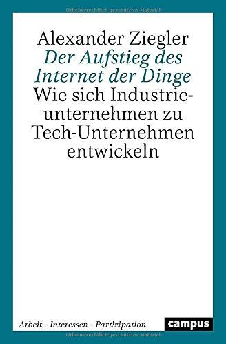 Der Aufstieg des Internet der Dinge: Wie sich Industrieunternehmen zu Tech-Unternehmen entwickeln (Arbeit - Interessen - Partizipation)