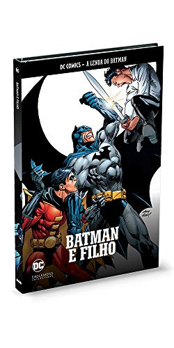 Batman e Filho - Coleção Lendas do Batman